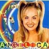 Cd - Angélica Palavrinhas Mágicas 1998