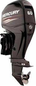 Motor De Popa Mercury 60 Hp 4t # Promoção #