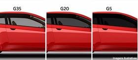Película Protetora Vidro Verde G5/g20/g35/g50  30 Metro