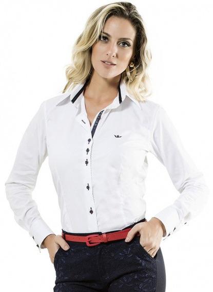 Camisa Moderna Feminina Principessa Scarlett
