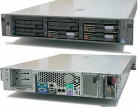 Hp Proliant Dl380 Generation 4 (g4)