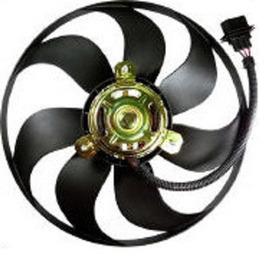 Eletroventilador Fox/spacefox 07/golf Giv 06/polo 06/audi A3