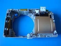 Painel Dianteiro Camera Sony Dsc S950 S980 Completo Prata