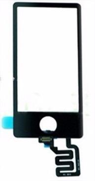Tela Touch Vidro Apple iPod Nano 7 Preto Envio Imediato!