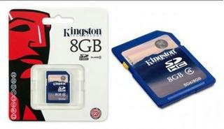 Cartão De Memória 8gb Kingston