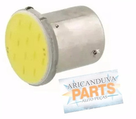 Lampada Led Chip Cob Branca 1 Ou 2 Polo 1156 1157
