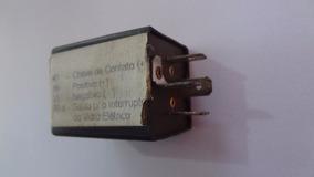 Rele Universal Vidro Eletrico 4 Terminais