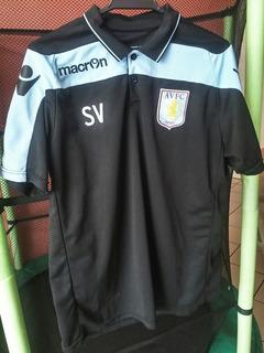 Camisa Macron Aston Villa
