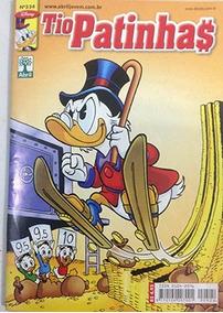 Disney - Tio Patinhas - 20 Revistas - Veja Os Disponíveis