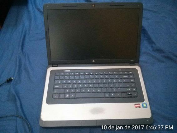 Notebook Hp 635 C/defeito Para Retirada De Peças