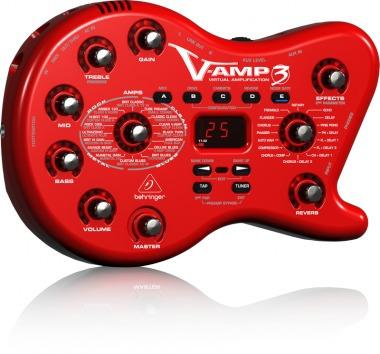 Pedaleira V-amp 3 Pro Behringer