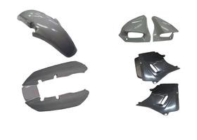 Carenagem Cbx 200 Strada Kit Completo Sem Pintura