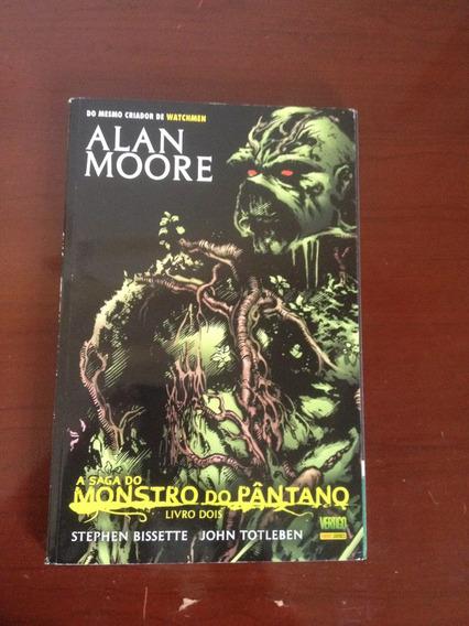 Monstro Do Pantano, Vol 2