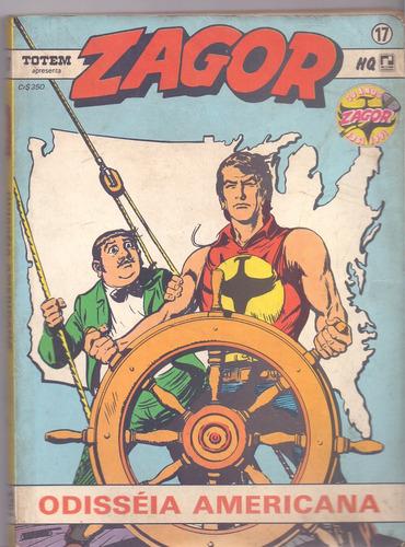 Zagor 17 Editora Record