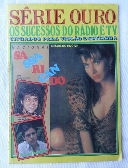 Série Ouro Nº 98: Sucessos Rádio E Tv - Lulu Santos - Letras