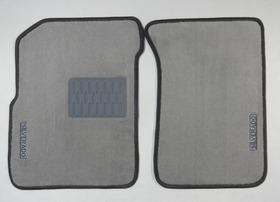 Tapete Carpete Luxo Chevrolet Silverado Cabine Simples
