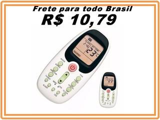 Controle Remoto Para Ar Condicionado Midea / Comfee / Komeco