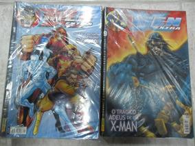 X-men Extra! Panini 2002! R$ 15,00 Cada!