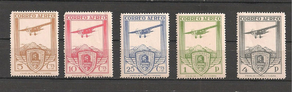 España - Año 1930 - Correo Aéreo (muestra) - Mint