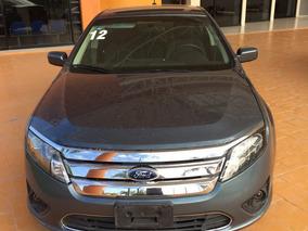 Ford Fusion 4p Se L4 Aut 2012