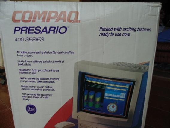 Compaq Antigo, Presario Sx 425, Raridade, 1993