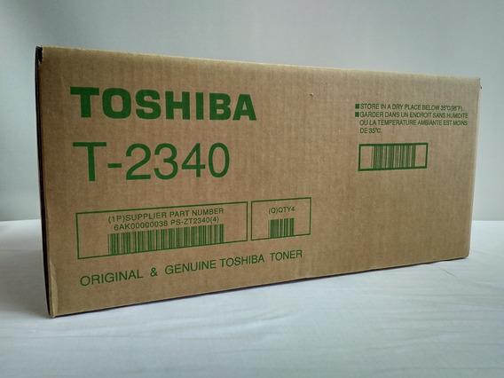 Toner T-2340 Toshiba Para Equipos 202l/232/282