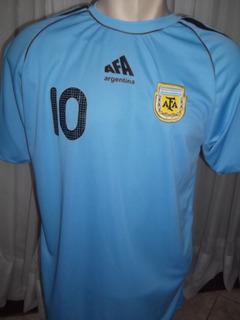 Camisa Da Argentina Aceito Marcado Pago.....
