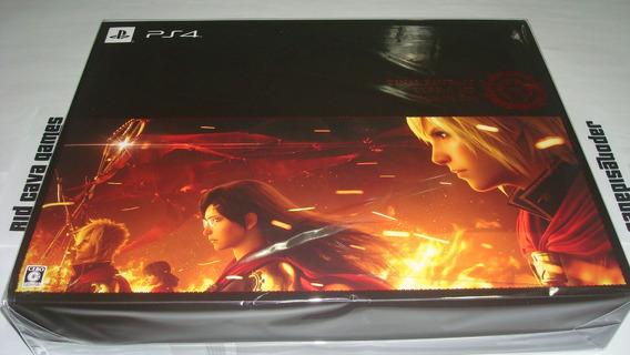 Final Fantasy Type-0 Hd Ultimate Box Japan Ps4