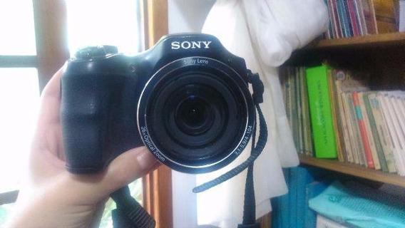 Câmera Digital Sony Cyber-shot Dsc-h200 20.1 Megapixels