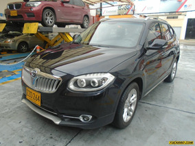 Brilliance V5 2015