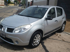 Renault Sandero 1.6n 16v Confort 2009 $139000
