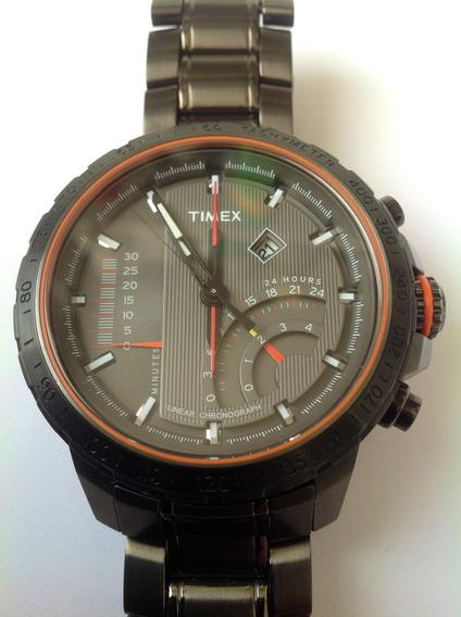 Reloj Timex Inteligent Cuartz. Crono Vertical. Cuarzo. Nuevo