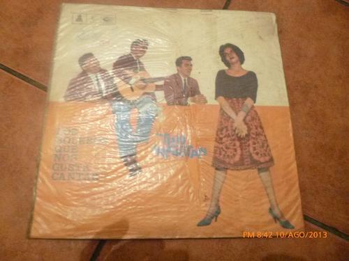 Vinilo Lp Del Trio Irakitan (u405