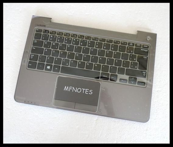 Teclado Ultrabook Samsung Np530 U3b Np530u3c Topcase Novo