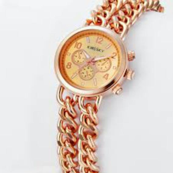 Reloj De Lujo Kingsky