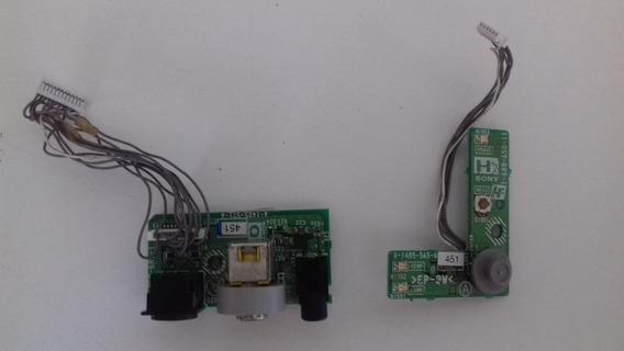 Plaquinhas Das Conexões/cabos Projetor Sony Vpl-cs5 Vpl-cs6