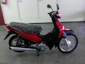 Moto Zanella Zb110 Z1 110cc 0km Arranque Electrico