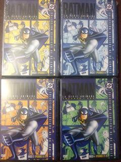 Dvd Batman La Serie Animada Volumen 2