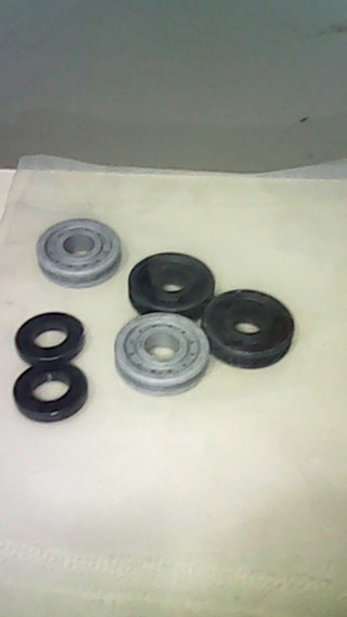 Shock Piston Set For Vvc/hd Shock