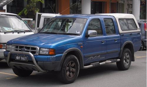 Manual De Despiece Ford Ranger (1998-2006) Español