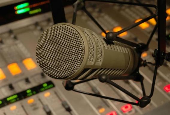 Gravação Propaganda Festa Radio Carro De Som Chamada Voz Off