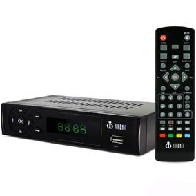 Conversor Digital Para Tv Com Visor Led Hdmi E Usb Infokit