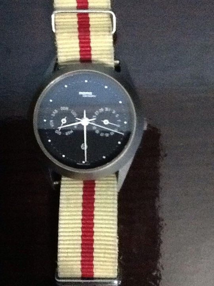Relógio Momo Design Automático Safira Suíço