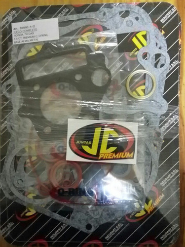Juntas Jc Premium Honda St 70 Dax O Ct 70 Con Orings