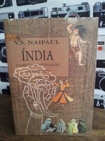 Índia - Livro Vencedor Nobel De Literatatura (novo, Sem Uso)