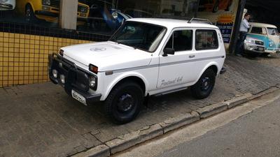 Jeep Lada Niva Pantanal 4x4 5m Willys Troller Jimmy Suzuki