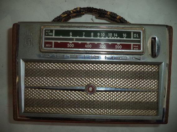 Rádio Antigo Portátil Orbiphon/rádio Antigo