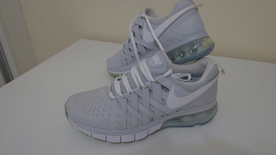 Tênis Nike Masculino Cinza Tam 39 Original Pronta Enrega