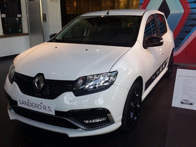 Renault Sandero Rs 2.0 16v Caja 6! Full Full Tasa 0%!! (ig)
