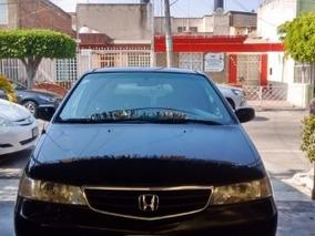 Honda Odyssey 2003 Negro $90,000.00, Financiamiento